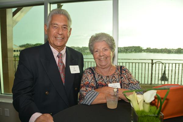 Reception Celebrates Opening Of New Community Center