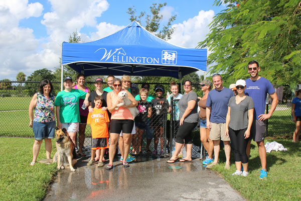 Dog Park Event Supports Heart Association