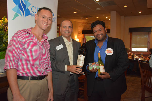Chamber Mixer At Carrabba's In RPB