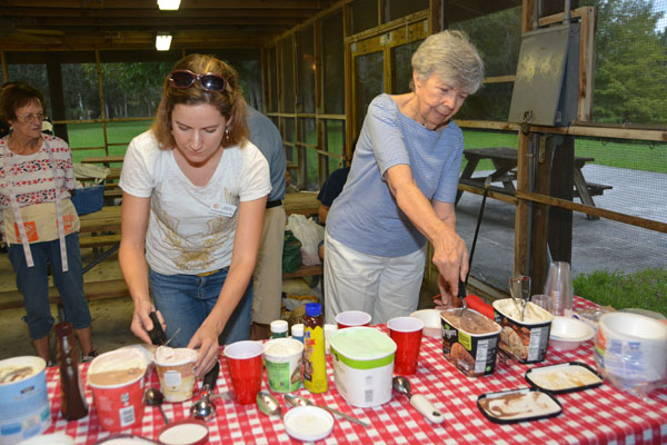 Trail Association Ice Cream Social