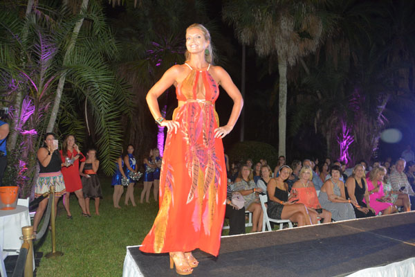 Fall Runway Fashion Show At Suri West