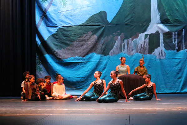 Wellington Ballet Theatre 'Peter Pan'