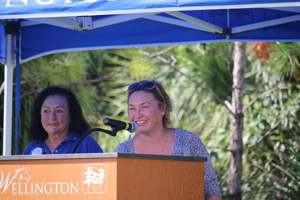 Rotary's Wellington Peace Ceremony