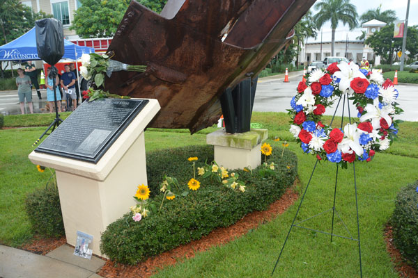 Wellington Remembers Victims Of 9/11