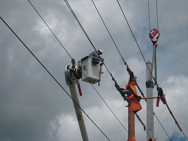FPL Working To Strengthen Electrical Grid In Wellington