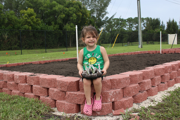 Wellington B&G Club Debuts New Gardening Program