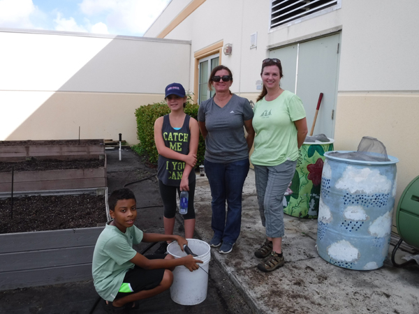 Elbridge Gale Elementary Hosts Green Apple Day Of Service