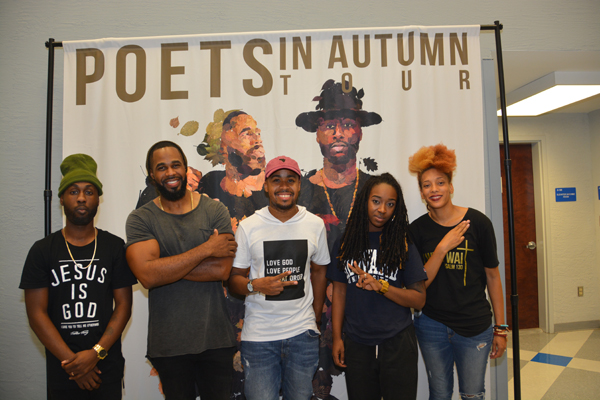 The Poets In Autumn Tour At WHS
