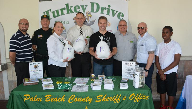 Turkey Drive In Royal Palm Beach