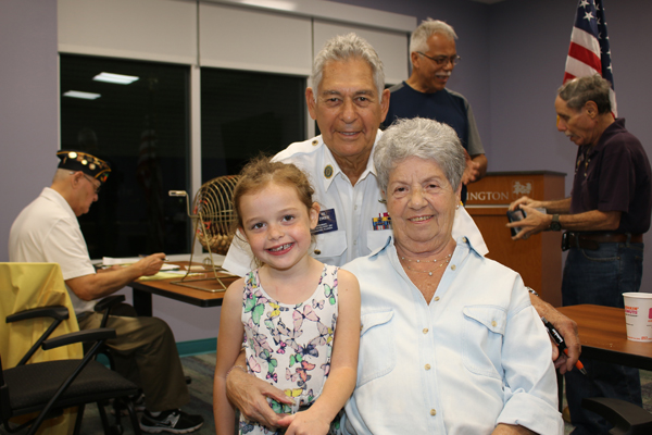 American Legion Hosts Holiday Party