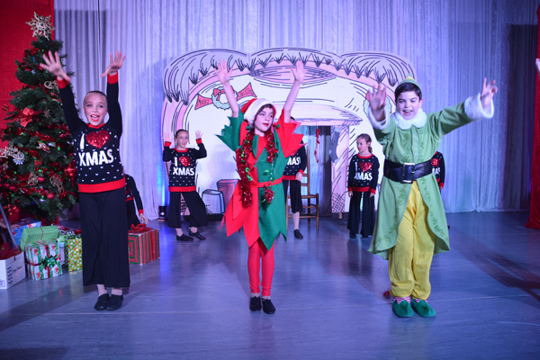DAC Broadway Stars Stage 'Elf Jr.'