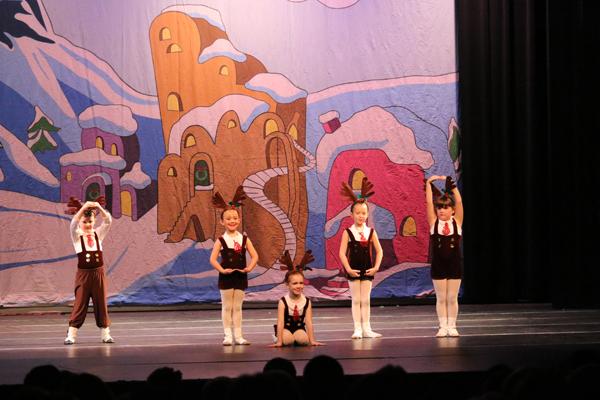 Wellington Ballet Theatre's 'Grinch'