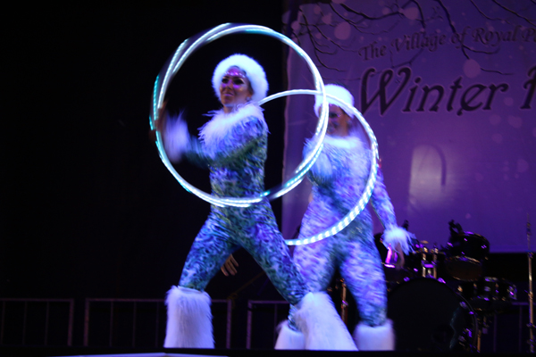 RPB Winter Fest At Commons Park