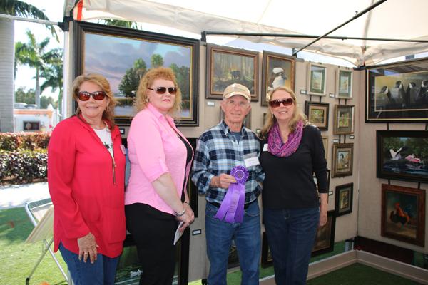 Art Fest Brings Art Lovers To Wellington