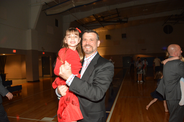 Wellington's Annual Father Daughter Dance