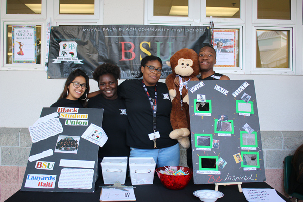 Events At RPBHS Celebrate Black History Month