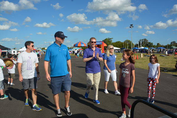 Relay For Life At Fairgrounds Fights Cancer