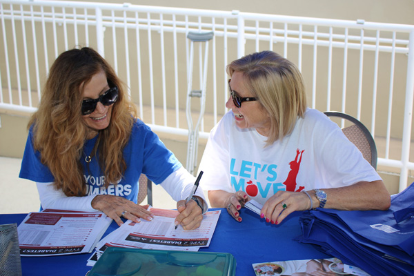 'Let's Move' Kickoff Event Begins Month Of Activity