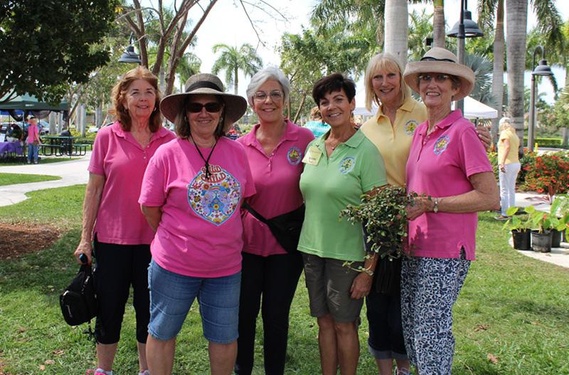 Wellington Garden Club Hosts Plants Galore