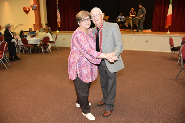 Sons Of Italy Host Sweetheart Dance In RPB