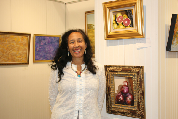 Art Society Hosts Show And Sale At CJR Fine Arts