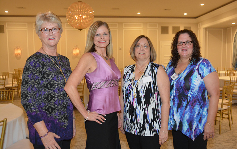Women's Group Learns About Domestic Violence