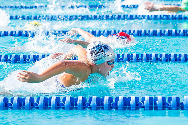 Wellington Wahoos Compete At Area Swim Meet In Boca Raton Town Crier Newspaper