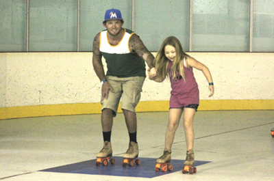 Palm Beach Skate Zone On Lake Worth Road Honored Dads With A Father S Day Special Sunday June 17 Got To Enjoy Of Skating The House For