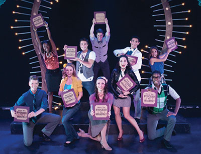 How To Succeed On Broadway Jan 15 At Dolly Hand Town
