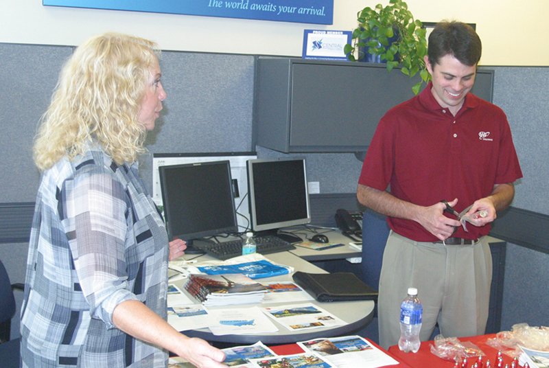 New AAA Travel And Insurance Agency Office Opens On SR 7 | Town