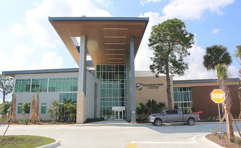 New Palm Beach State College Campus To Open Tuesday Feb 28 Town Crier Newspaper