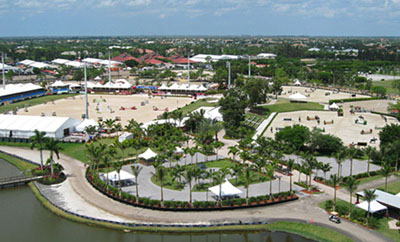 The Palm Beach International Equestrian Center