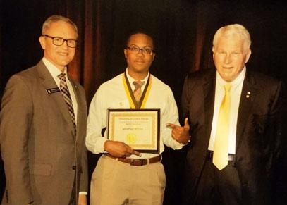 Jonathan Wilson Of WHS A National Merit Finalist | Town