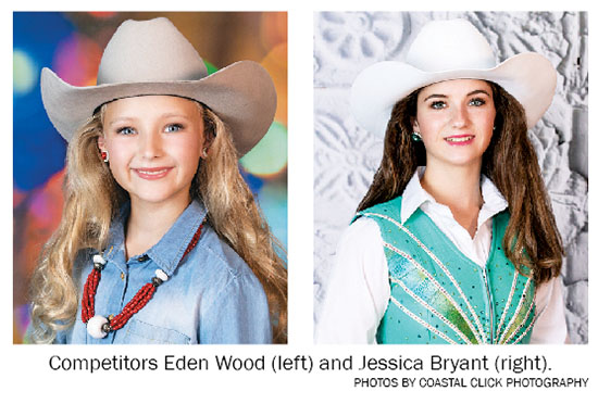 Local Girls Will Compete At Miss Rodeo Florida   Town-Crier