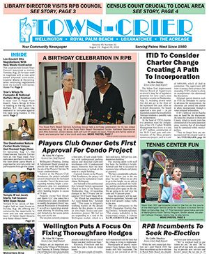 Digital Issues | Town-Crier Newspaper
